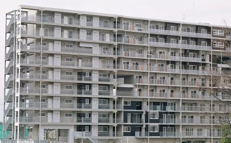 北方住宅北ブロックA-2棟-2