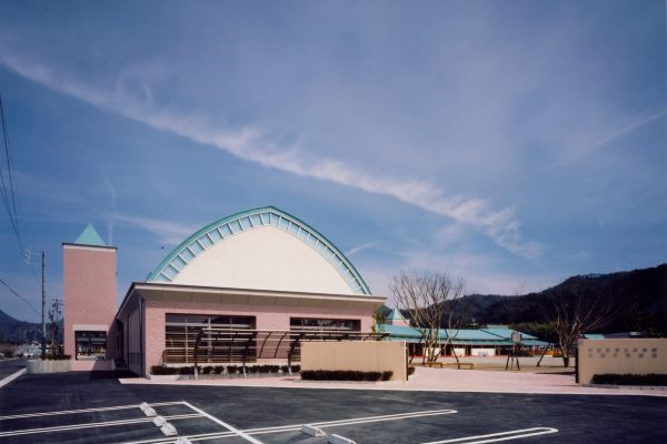 川辺第3保育園及び児童厚生施設-1