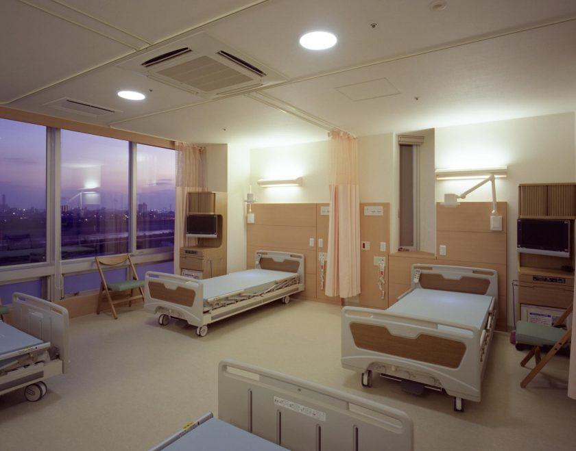 岐阜赤十字病院‐内装1