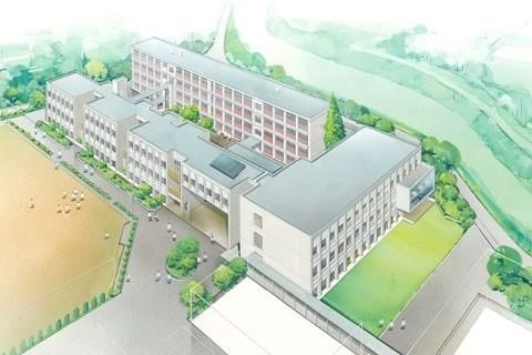 海津明誠高等学校‐6