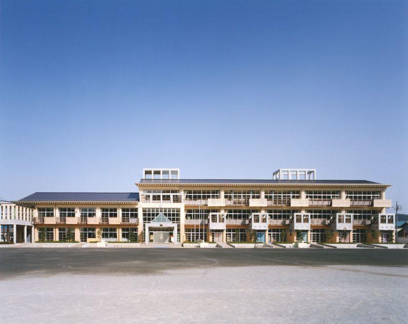 山県市立高富小学校‐2