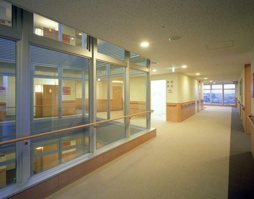 岐阜赤十字病院‐内装2