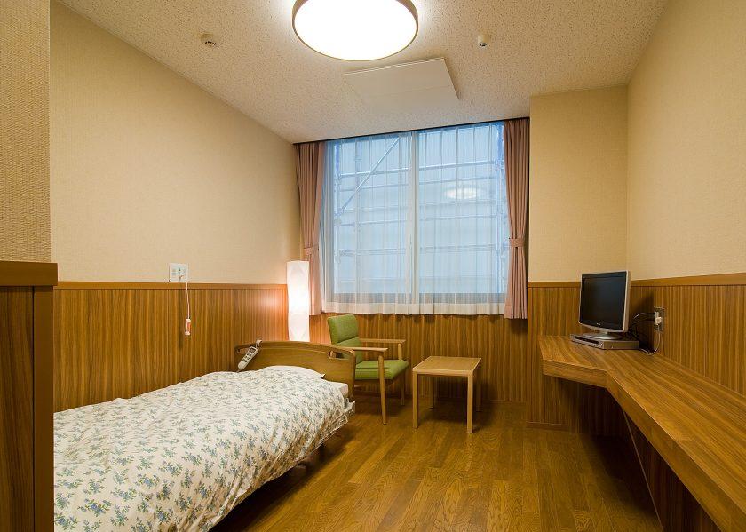 不破の関病院 病棟‐内装