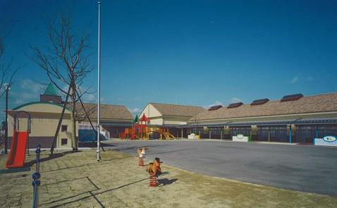 墨俣町保育園増・児童館-2