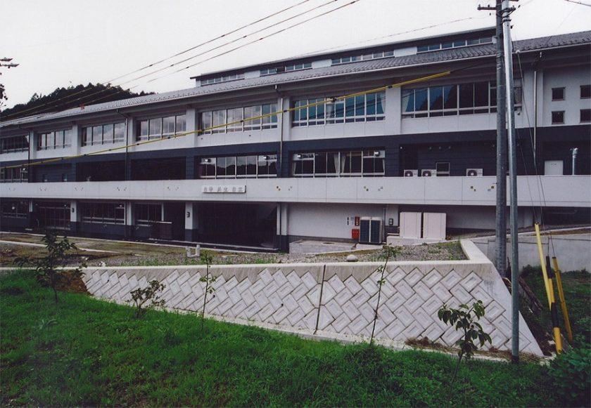 七宗町神渕中学校‐2