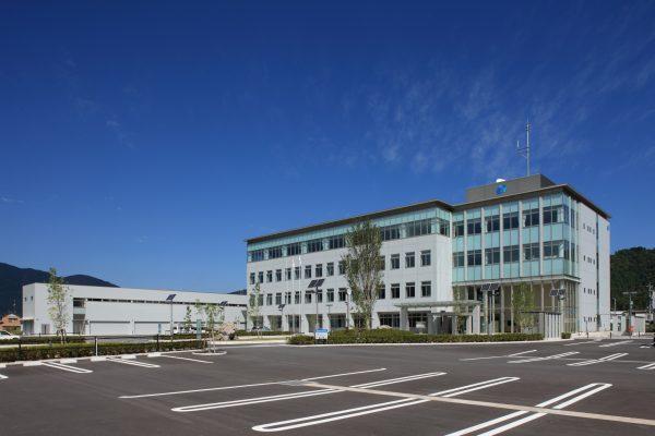 防災センター兼揖斐川町庁舎‐1