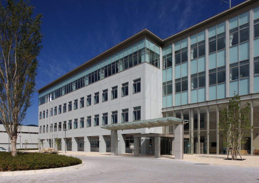 防災センター兼揖斐川町庁舎‐2