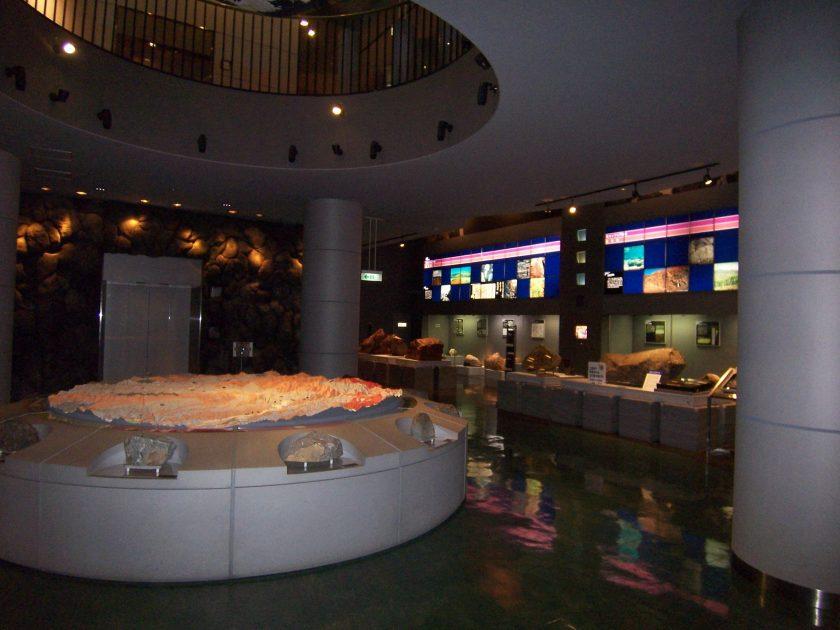 日本最古の石博物館‐3