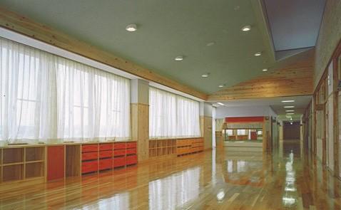 墨俣町保育園増・児童館-3