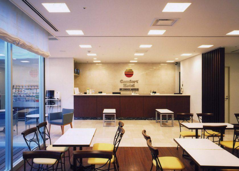 コンフォートホテル岐阜-4