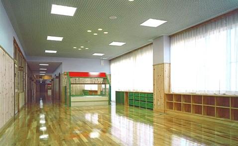 墨俣町保育園増・児童館-4