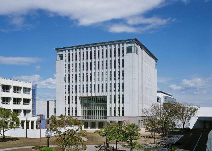 岐阜聖徳学園大学 羽島キャンパス‐1