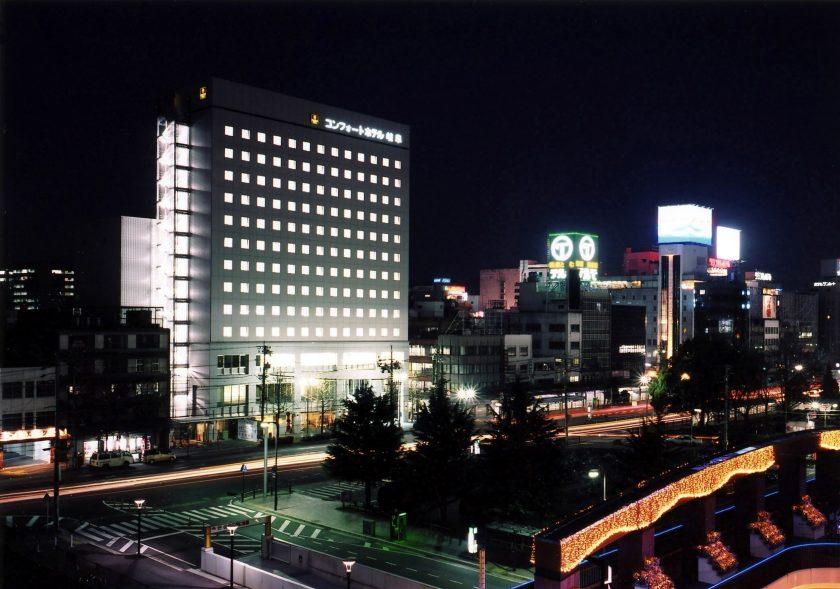 コンフォートホテル岐阜-1