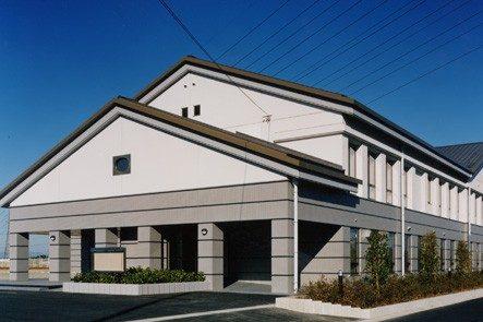 平田総合福祉会館「やすらぎ館」‐1