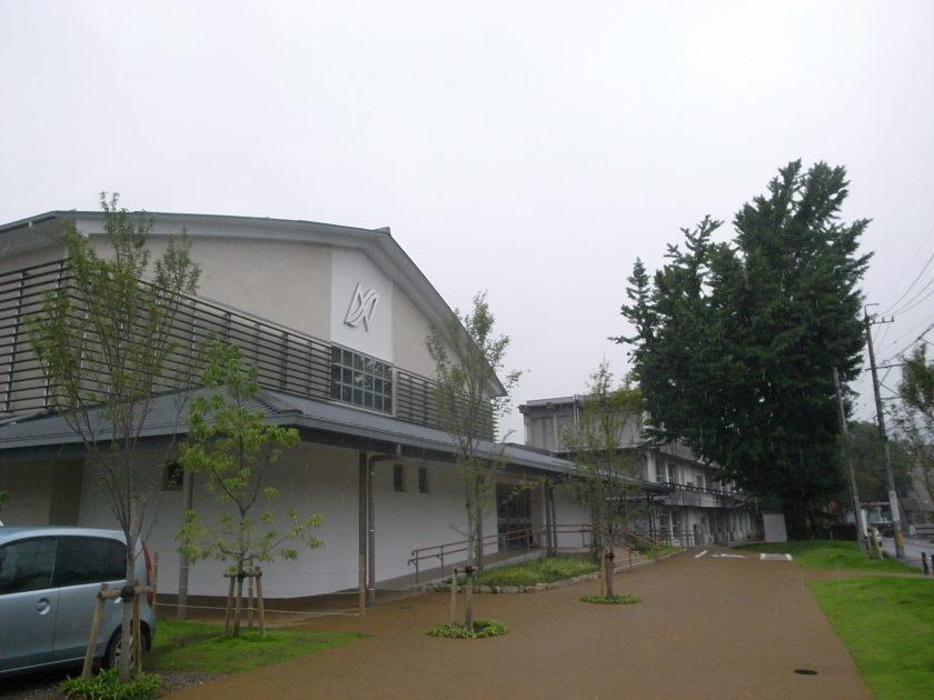 蘇原第一小学校屋内運動場‐4