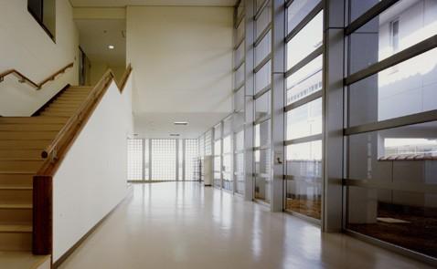 羽島市立中央中学校校舎‐3