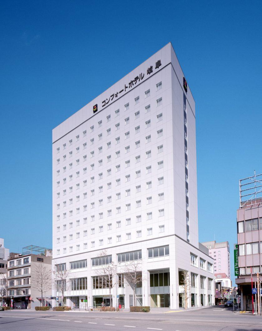 コンフォートホテル岐阜-6