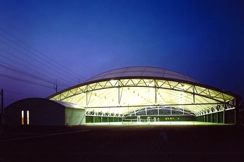 岐南町スポーツセンター‐1