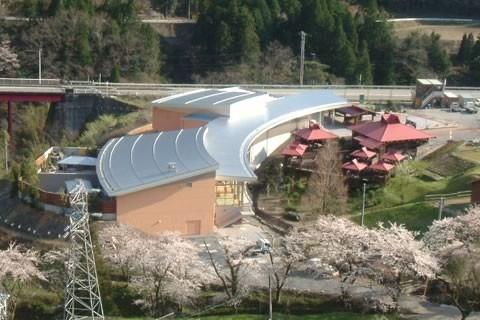 藤橋村温泉施設-2