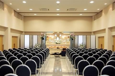 前澤葬儀社セレモニーホール-2