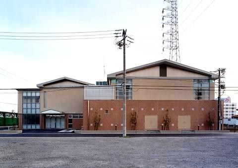 岐南町防災コミュニティセンター‐2