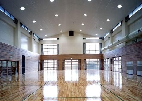 岐南町防災コミュニティセンター‐5