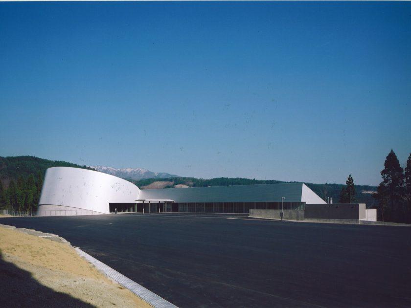 たかす村民センター‐1