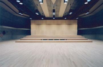 岐阜県交響楽団練習場‐3